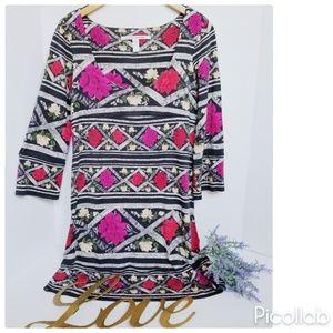 Diane von Furstenberg Silk Sheath Dress